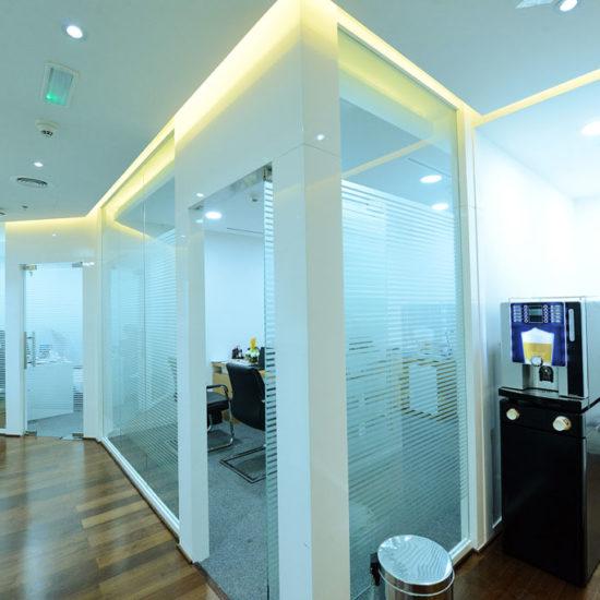 Emirates Hospitals – Ofice, Dubai