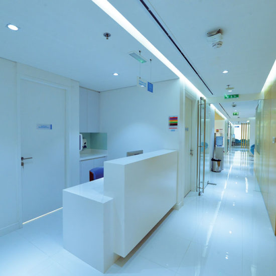 Emirates Hospital Clinics –  Fujeirah